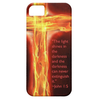 """""""Light shines"""" Case For The iPhone 5"""