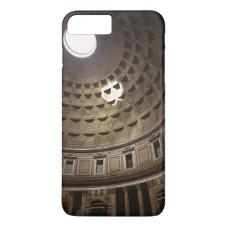 Light shining through oculus in The Pantheon in iPhone 7 Plus Case