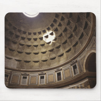 Light shining through oculus in The Pantheon in Mouse Pad