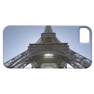 light shining through the Eiffel Tower iPhone 5 Case