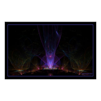 light show concert posters
