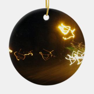 Light Show Ornaments