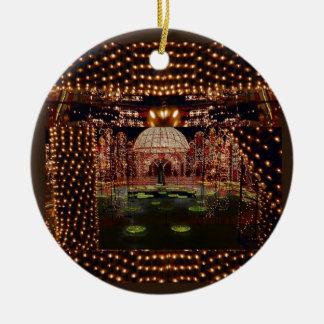 LIGHT SHOW Festival of Lights Ornament