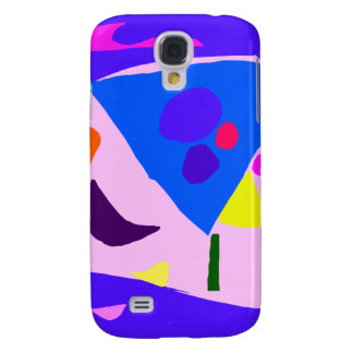 Light Simple Smooth Walk Away with Smile Galaxy S4 Covers