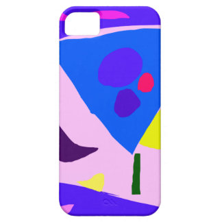 Light Simple Smooth Walk Away with Smile Case For The iPhone 5