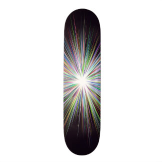 light skateboard deck