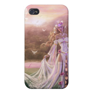 Light Sorceress iPhone 4/4S Cases