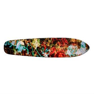 Light Speed Cruiser Skateboard Deck