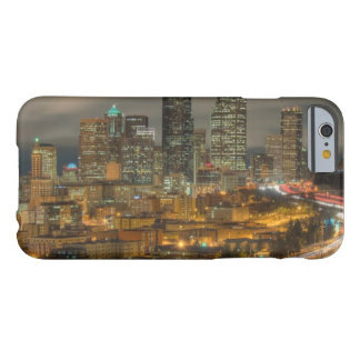 Light streaks from cars at night barely there iPhone 6 case