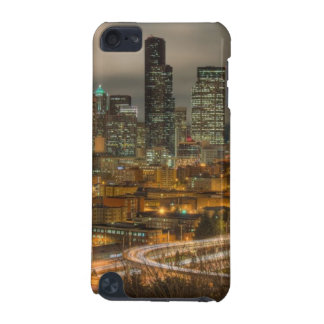 Light streaks from cars at night iPod touch 5G case