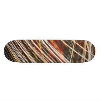 Light swirls skate skate decks