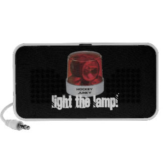LIGHT THE LAMP! SPEAKERS