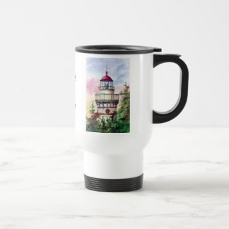Light The Way Lighthouse Travel Mug