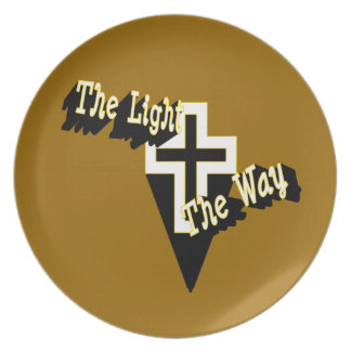 Light the Way Plate