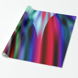 Light Through Stained Glass Windows Wrapping Paper