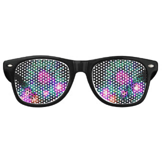 Light Up Like Fireworks Adult Retro Party Shades!