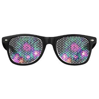 Light Up Like Fireworks Adult Retro Party Shades! Retro Sunglasses