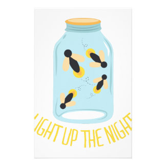 Light Up The Night Customised Stationery