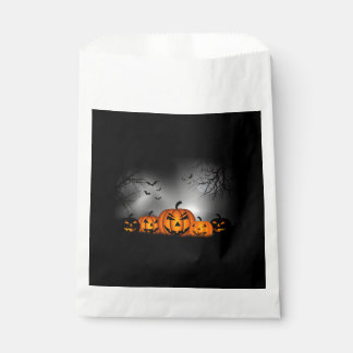 Light Up The Night Halloween Favor Bags Favour Bags