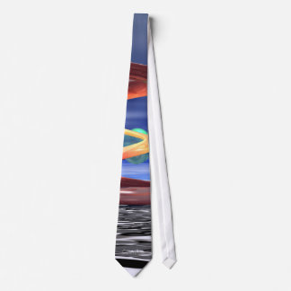 :Light Wave 5: Mens' Designer Tie by CricketDiane