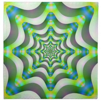 Light Waves Napkins