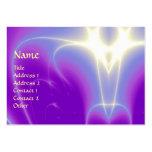 LIGHT WAVES, Violet,Purple,White