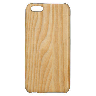light wood board textures iPhone 5C cover