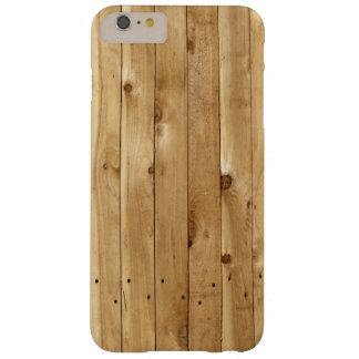 LIGHT WOOD FENCE BARELY THERE iPhone 6 PLUS CASE