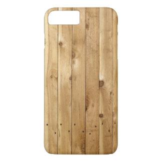 LIGHT WOOD FENCE iPhone 7 PLUS CASE