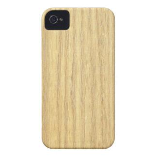 Light Wood Grain Veneer Case-Mate iPhone 4 Cases