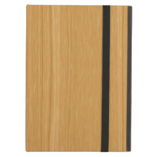 Light wood iPad air cover