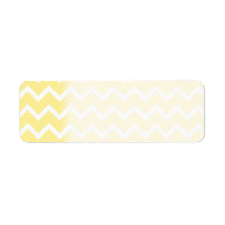 Light Yellow and White Zigzags.