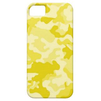 Light Yellow Camo iPad 5 Case iPhone 5 Cover