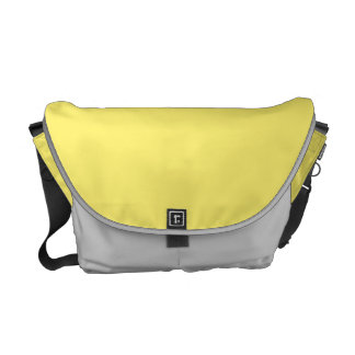 Light Yellow Courier Bags
