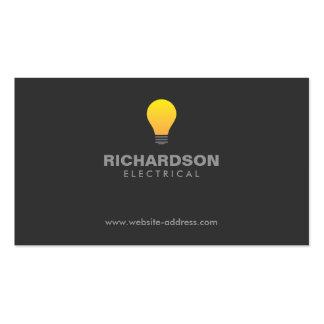 LIGHTBULB LOGO No. 2 Business Card