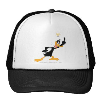 Lightbulb over DAFFY DUCK™'s Head Cap