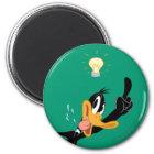 Lightbulb over DAFFY DUCK™'s Head Magnet