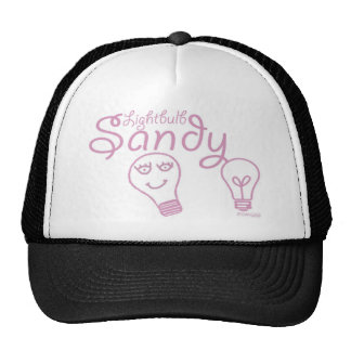 Lightbulb Sandy Cap