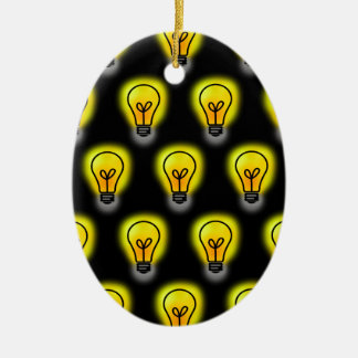Lightbulbs Christmas Ornament