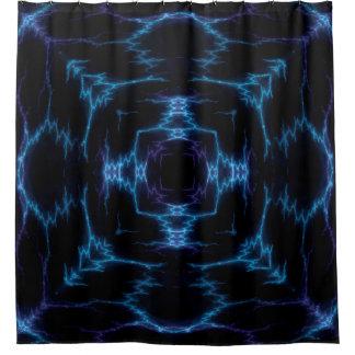 Lightening Mandala... Shower Curtain