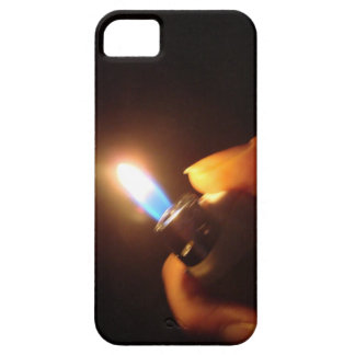 Lighter in the Dark iPhone 5 Case