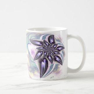 lighthearted basic white mug