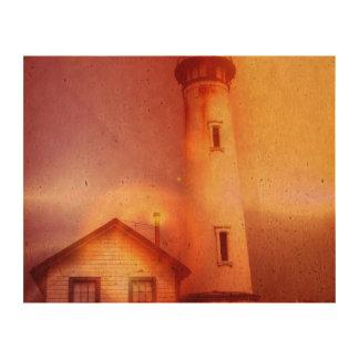 lighthouse-51 cork paper print