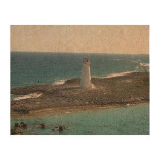lighthouse-8 cork paper