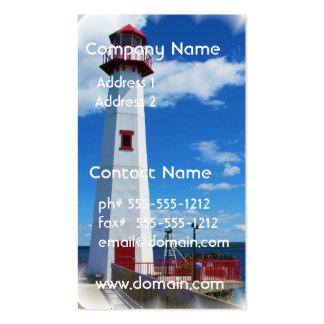 Lighthouse Art Business Card