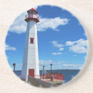 Lighthouse Art Coaster
