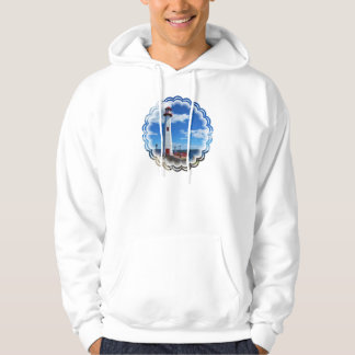 Lighthouse Art Hooded Sweatshirt