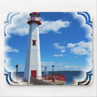 Lighthouse Art Mouse Pad