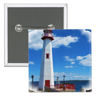 Lighthouse Art Pin