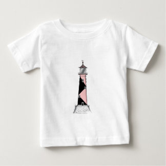 lighthouse art print 7, tony fernandes baby T-Shirt
